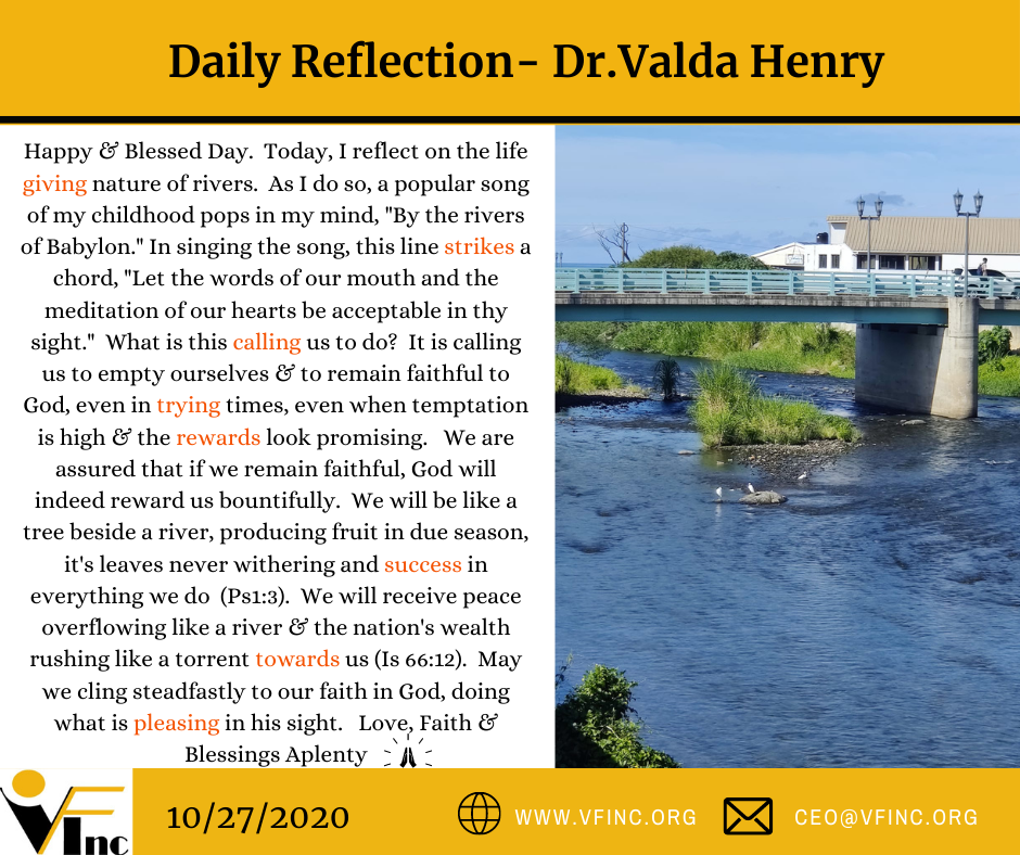 VFINC DAILY RELFECTION (19)