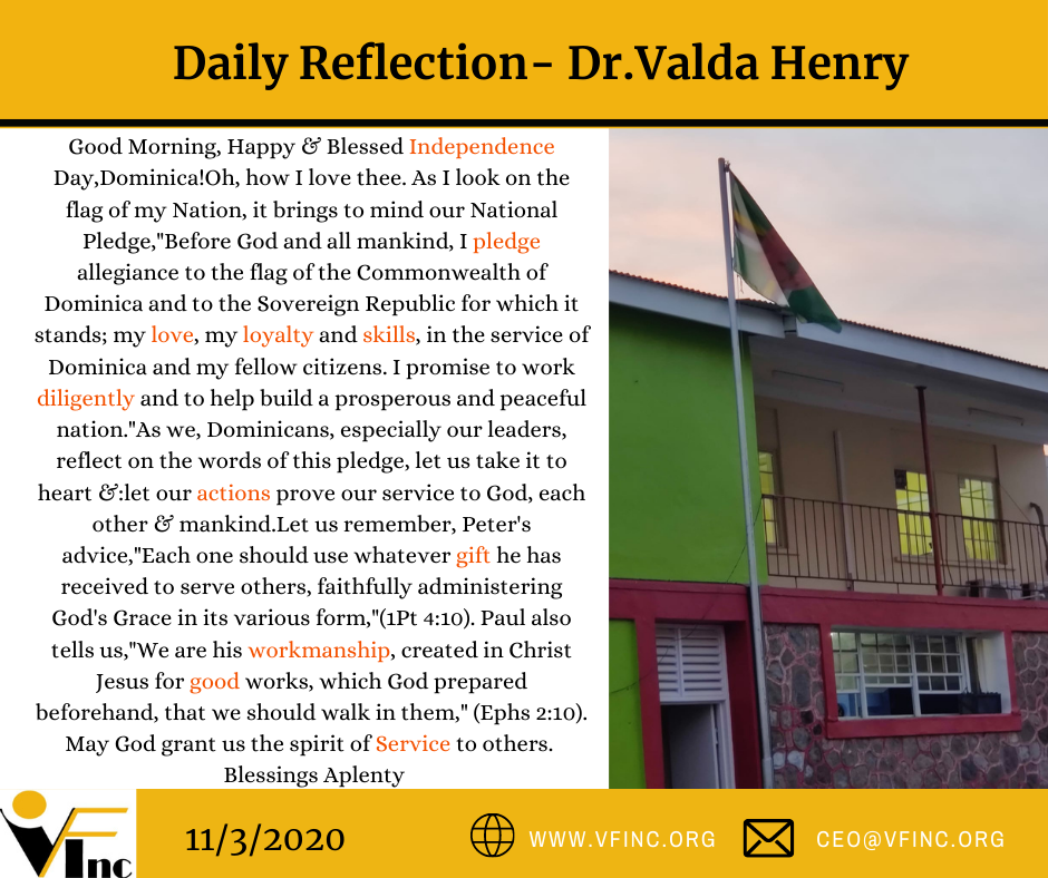 VFINC DAILY RELFECTION (23)
