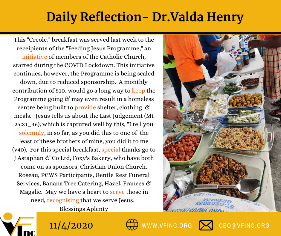 VFINC DAILY RELFECTION (25)