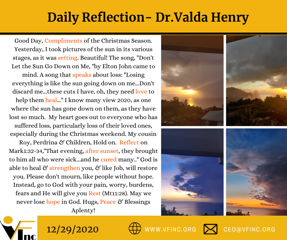 VFINC DAILY RELFECTIONS (3)